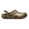 Crocs Classic Lined Realtree Edge Clog Casual Shoe(12)