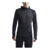 Mens Craft Charge FZ Sweat Hood Cold Weather Jackets(M)