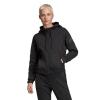 Womens Adidas ID Melange Half-Zips & Hoodies Technical Tops(M)