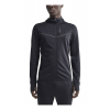 Mens Craft Eaze FZ Sweat Hood Running Jackets(M)