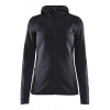 Womens Craft Eaze Sweat Hood Running Jackets(M)
