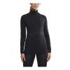 Womens Craft Active Intensity Half-Zips Hoodies Technical Tops(M)