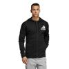 Mens Adidas BTS TP Full Zip Half-Zips & Hoodies Technical Tops(XL)