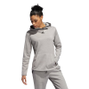 Womens Adidas Team Issue Pullover Half-Zips & Hoodies Technical Tops(L)