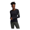 Womens Adidas Runner Tee Long Sleeve Technical Tops(M)