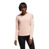 Womens Adidas Own The Run Long Sleeve Technical Tops(XL)