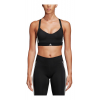 Womens adidas All Me 3 Stripe Racerback Bras(M)