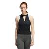 Womens Adidas Burnout Sleeveless & Tank Technical Tops(L)
