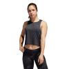 Womens Adidas Own The Run Cooler Sleeveless & Tank Technical Tops(M)