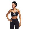 Womens Adidas All Me Badge of Sport Sports Bras(M)