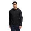 Mens Adidas Logo Half-Zips & Hoodies Technical Tops(M)