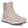 Womens Ecco Exostrike Hydromax Primoloft Side Zip Winter Boot Hiking Shoe(5.5)