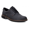 Mens Ecco Turn GTX Plain Toe Tie Casual Shoe