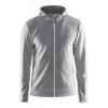 Mens Craft Leisure Full-Zip Hoodie & Sweatshirts Technical Tops