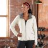Womens Road Runner Sports Keep Movin' Bonded Fleece Outerwear Jackets