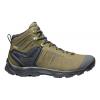 Mens Keen Venture Mid Waterproof Trail Running Shoe