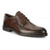 Mens Ecco Vitrus III Plain Toe Tie Casual Shoe