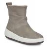Womens Ecco Ukiuk 2.0 Pull On Lambskin Lined Hydromax Boot Casual Shoe