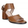 Womens Ecco Shape 65 Block Sandals Shoe