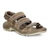 Mens Ecco Offroad 4 Strap Sandals Shoe