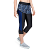 Womens Under Armour  Fly Fast Print Shapri Crop Pants