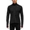 Mens Adidas Response Sweatshirt Long Sleeve Technical Tops