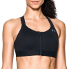 Womens Under Armour Eclipse High Zip Front Sports Bras
