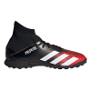 Kids Adidas Predator 20.3 Turf Cleated Shoe