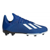 Kids Adidas X 19.3 Firm Ground Cleated Shoe