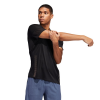 Mens Adidas 25/7 Tee Short Sleeve Technical Tops