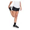 Womens Under Armour UA Qualifier Speedpocket Unlined Shorts
