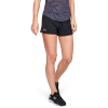 """Womens Under Armour Launch SW 3"""" Lined Shorts"""