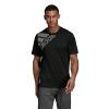 Mens Adidas FreeLift Badge Of Sport Graphic Tee Short Sleeve Technical Tops