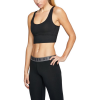 Womens Under Armour Favorite Cotton Longline Sports Bras