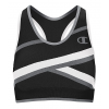 Womens Champion Infinity Asymmetrical Racerback Sports Bras