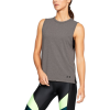 Womens Under Armour 60/40 Muscle Tank Blank Sleeveless Technical Tops