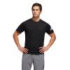 Mens Adidas Freelift Sport Ultimate Tee Short Sleeve Technical Tops