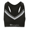 Womens Champion The Sweatshirt Chevron Racerback Sports Bras