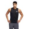 Mens Adidas Freelift Sport Tee Sleeveless & Tank Technical Tops