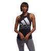 Womens Adidas Hyper Muscle Sleeveless & Tank Technical Tops