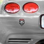 Fanatics New Mexico Lobos Team Logo Car Decal