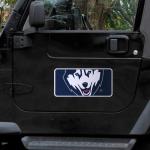 "Fanatics UConn Huskies 8"" x 16"" Car Magnet"