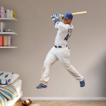 Fanatics Anthony Rizzo Chicago Cubs Fathead Player Wall Decal