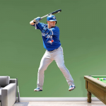 Fanatics Josh Donaldson Toronto Blue Jays Fathead Player Wall Decal