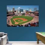 Fanatics St. Louis Cardinals Fathead Stadium Mural Wall Decal