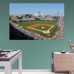 Fanatics Chicago Cubs Fathead Stadium Mural Wall Decal