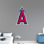 Fanatics Los Angeles Angels of Anaheim Fathead Team Logo Wall Decal