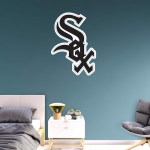 Fanatics Chicago White Sox Fathead Team Logo Wall Decal