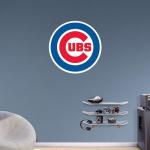 Fanatics Chicago Cubs Fathead Team Logo Wall Decal