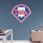 Fanatics Philadelphia Phillies Fathead Team Logo Wall Decal